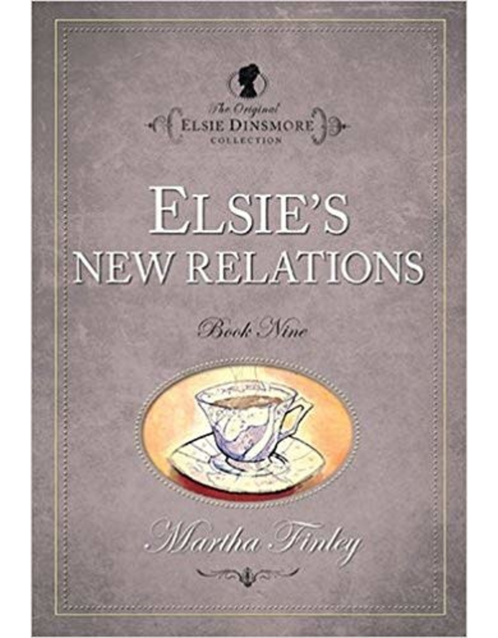 Martha Finley Elsie's New Relations - Book 9