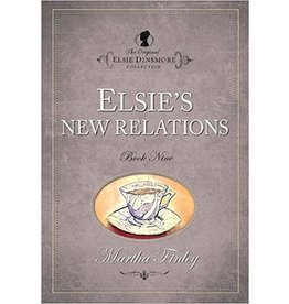 Martha Finley Elsie's New Relations