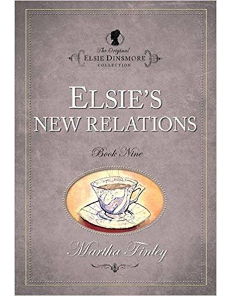 Martha Finley Elsie's New Relations