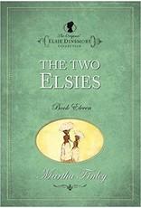 Martha Finley The Two Elsies