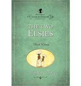 Martha Finley The Two Elsies - Book 11