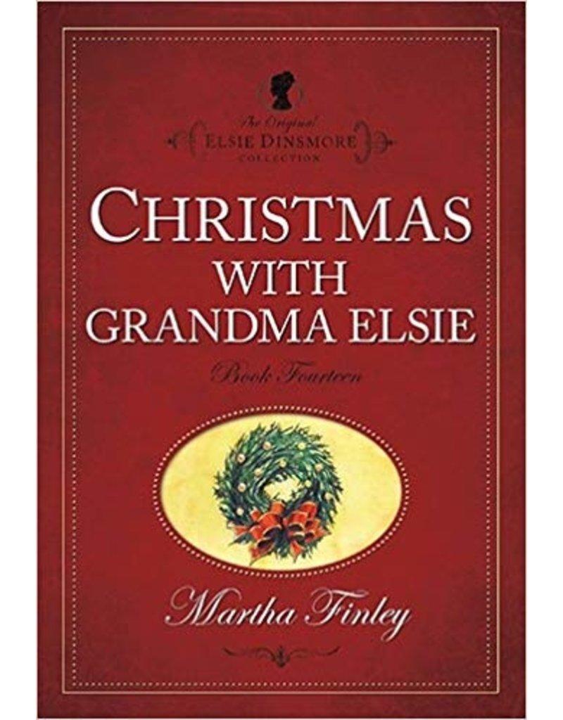 Martha Finley Christmas with Grandma Elsie