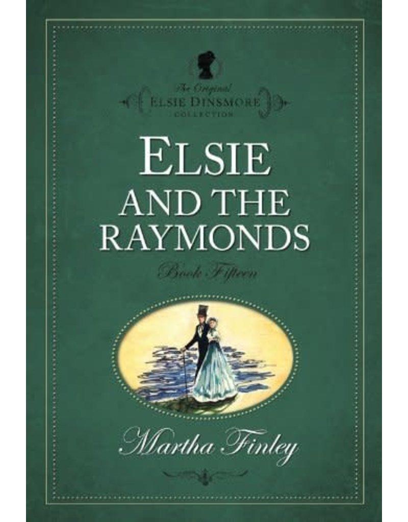 Martha Finley Elsie and the Raymonds