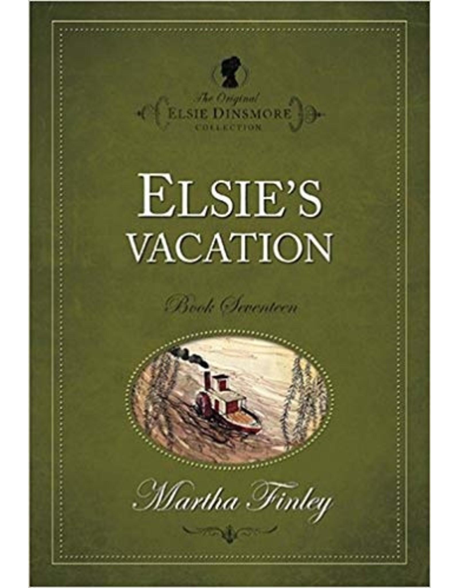 Martha Finley Elsie's Vacation - Book 17