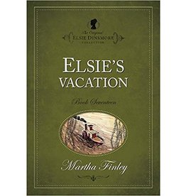 Martha Finley Elsie's Vacation - Book 17