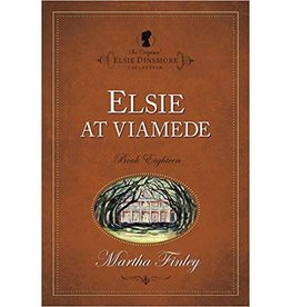 Martha Finley Elsie at Viamede - Book 18
