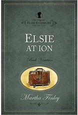 Martha Finley Elsie at Ion - Book 19