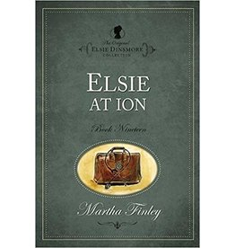 Martha Finley Elsie at Ion - Book 19