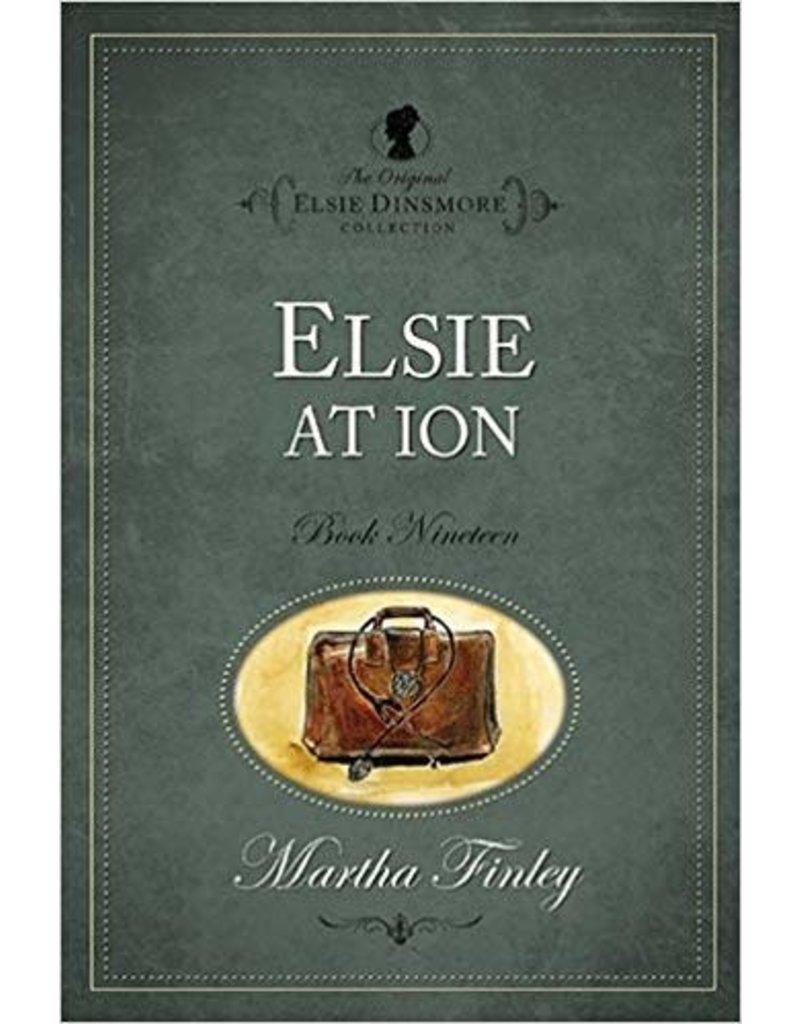 Martha Finley Elsie at Ion
