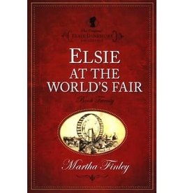 Martha Finley Elsie at the World's Fair - Book 20