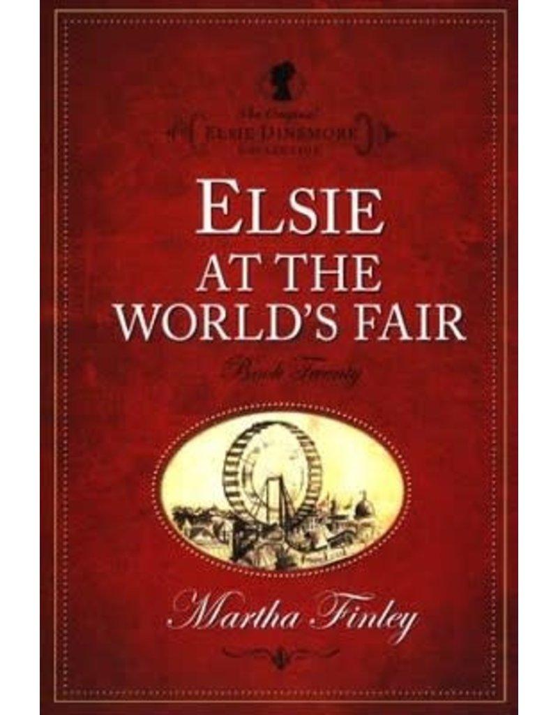 Martha Finley Elsie at the World's Fair