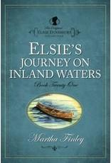 Martha Finley Elsie's Journey on Inland Waters - Book 21