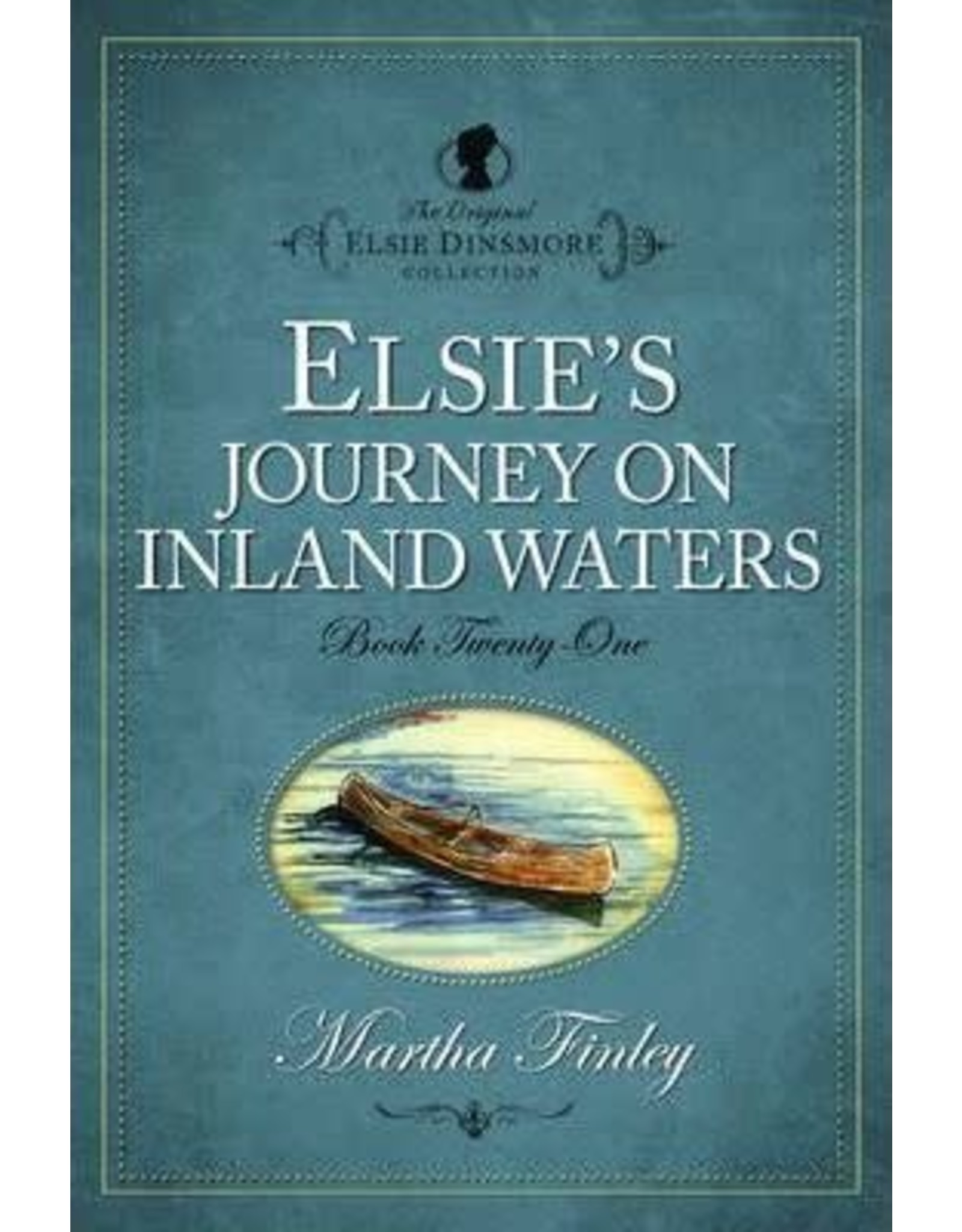 Martha Finley Elsie's Journey on Inland Waters