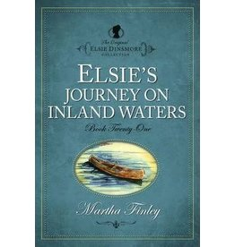 Martha Finley Elsie's Journey on Inland Waters - Book 21