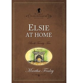 Martha Finley Elsie at Home