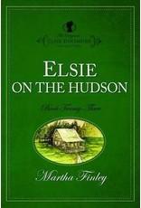 Martha Finley Elsie on the Hudson - Book 23