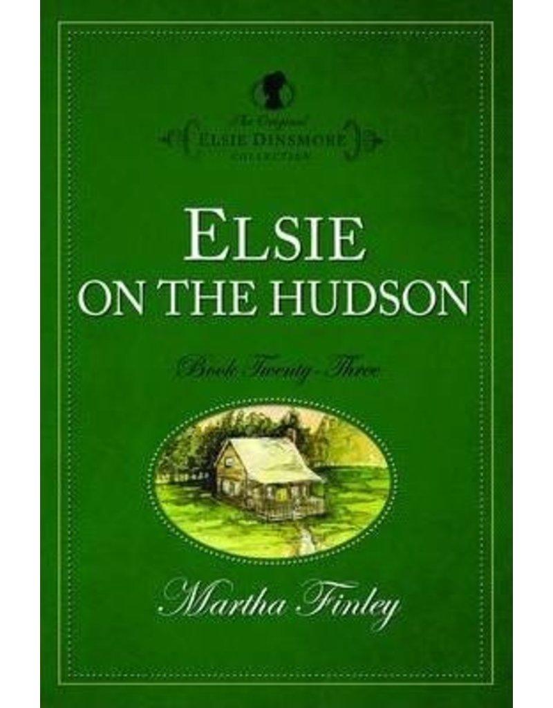 Martha Finley Elsie on the Hudson