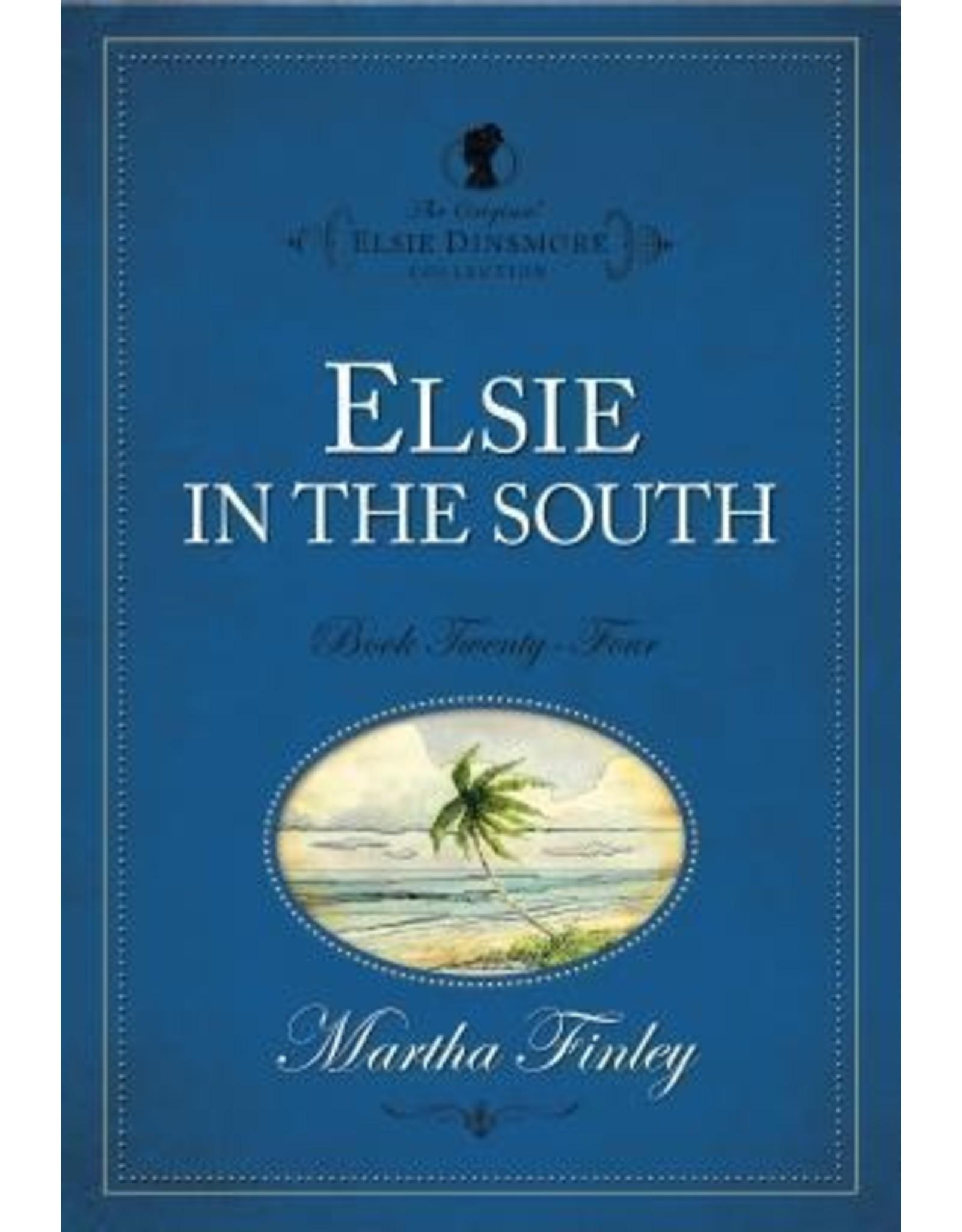 Martha Finley Elsie in the South - Book 24