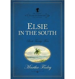 Martha Finley Elsie in the South - Book 24