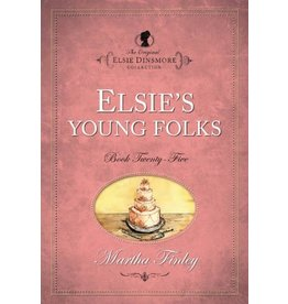 Martha Finley Elsie's Young Folks - Book 25