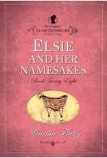 Martha Finley Elsie and her Namesakes - Book 28
