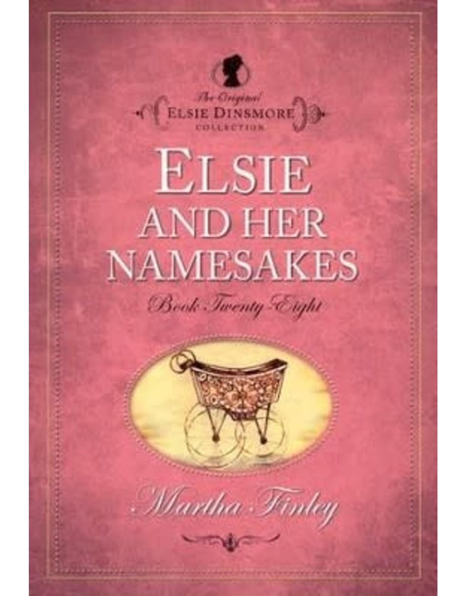 Martha Finley Elsie and her Namesakes