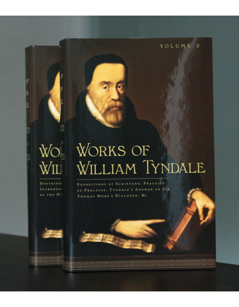 Tyndale Works of William Tyndale - Vol 1