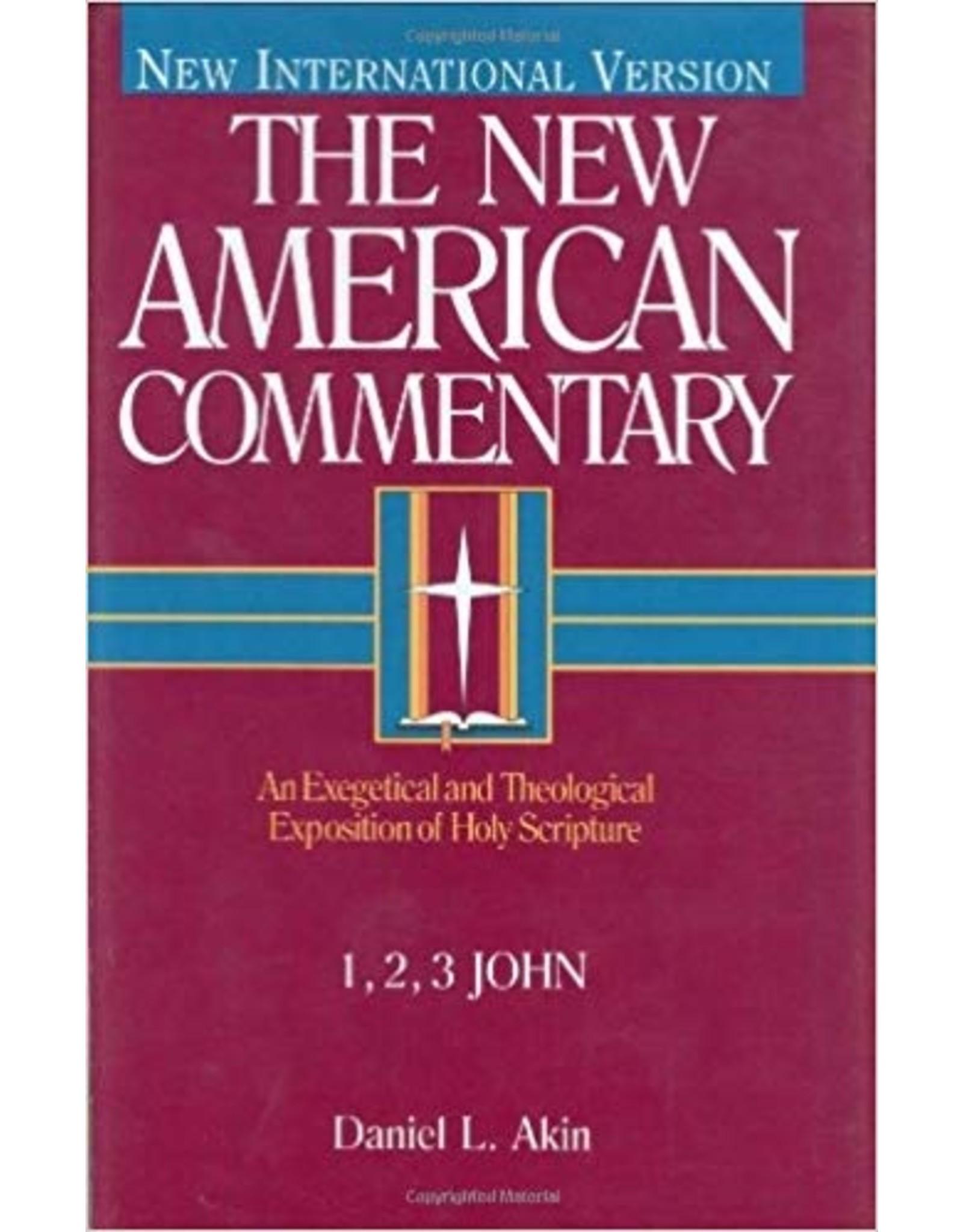 Akin New American Commentary - 1,2,3 John