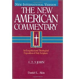 Akin New American Commentary - 1,2,3 John