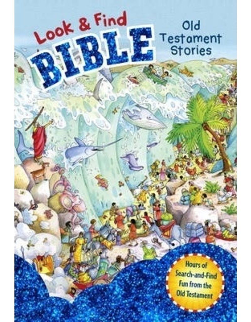 Look and Find Bible OT Stories