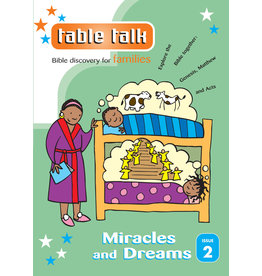 XTB Table Talk Miracles and Dreams Issue 2
