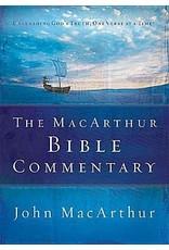 MacArthur MacArthur Bible Commentary