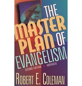 Coleman The Master Plan of Evangelism