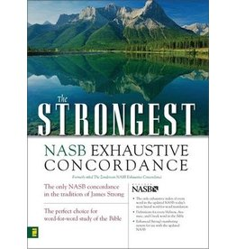 Strongest Exhaustive Concordance  NASB