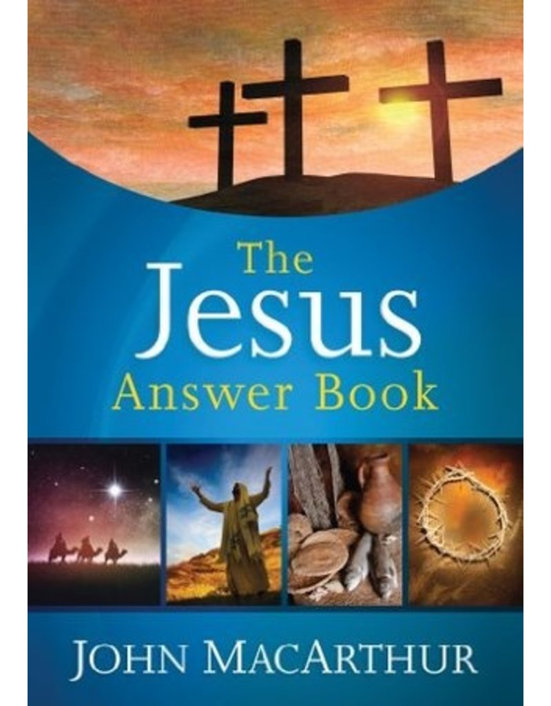 MacArthur Jesus Answer Book, The