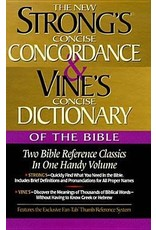Strong's Concordance/Vines Dictionary