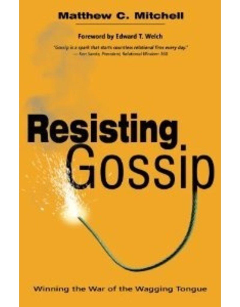 Mitchell Resisting Gossip