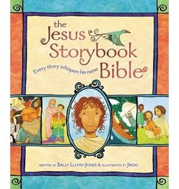 Lloyd-Jones Jesus Storybook Bible, The