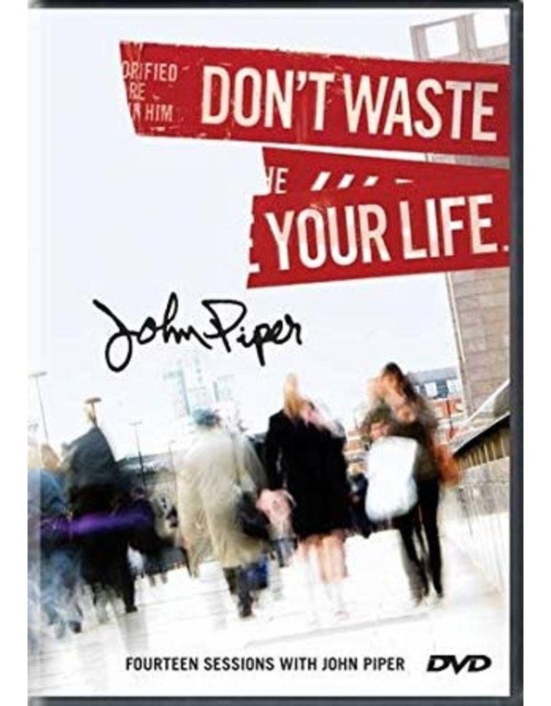 Piper Don't Waste Your Life   Plus DVD