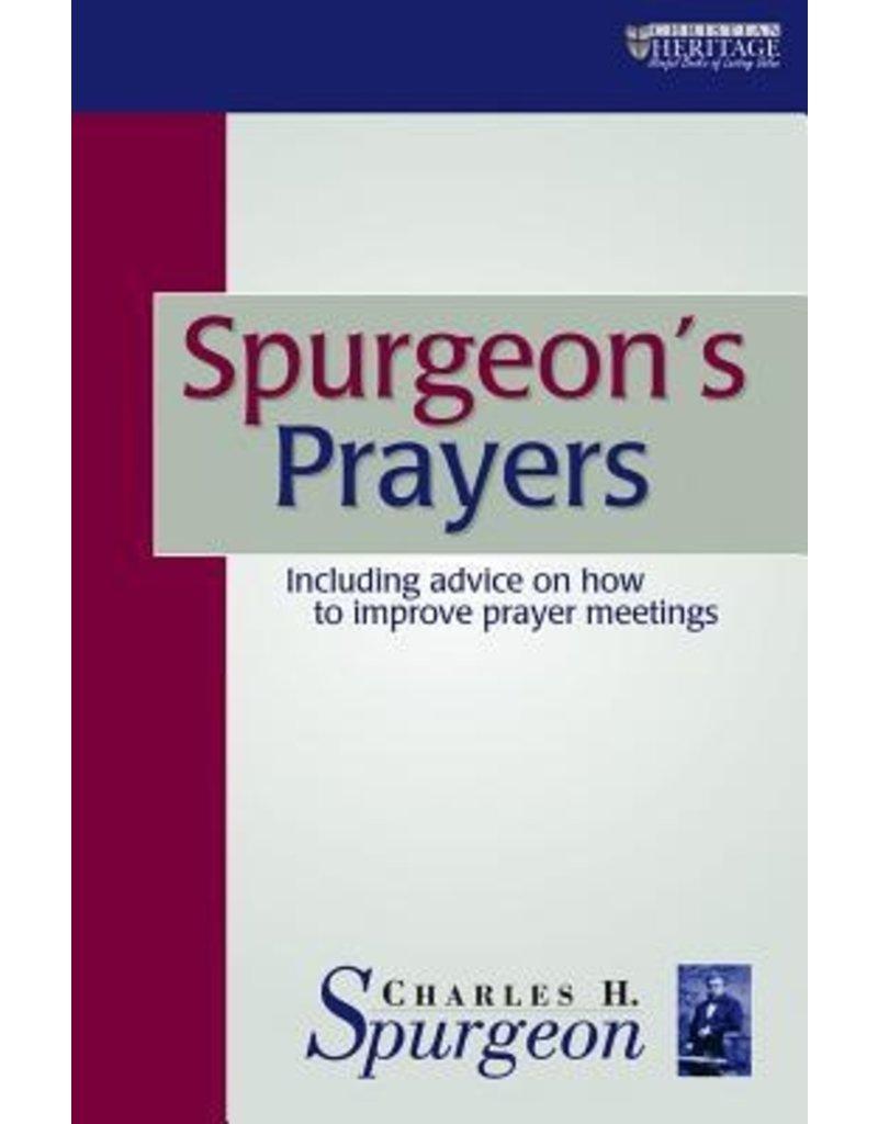 Spurgeon Spurgeon's Prayers