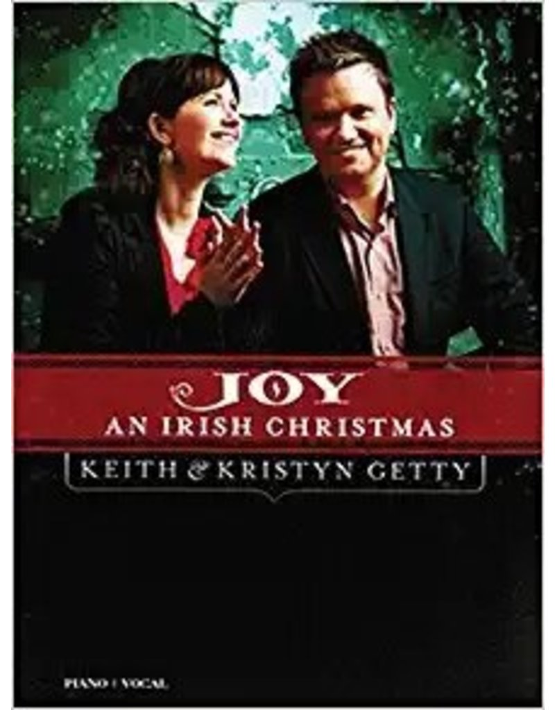 Getty Joy An Irish Christmas Songbook