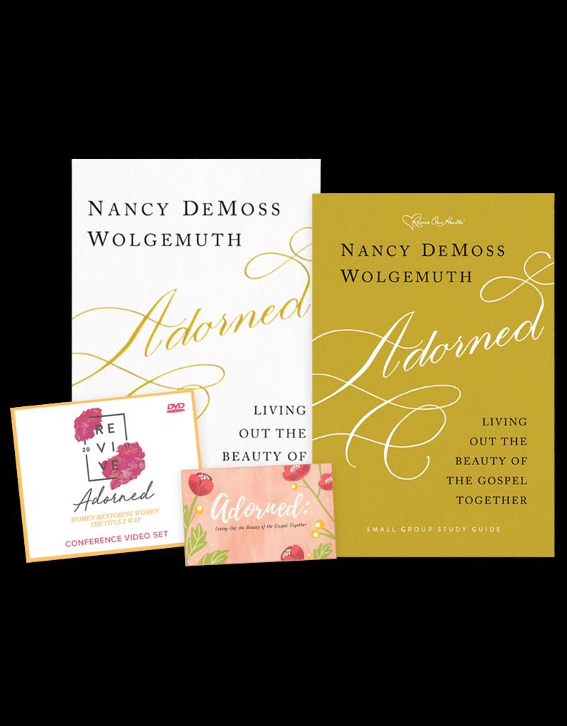 DeMoss/Wolgemuth Adorned Leaders Kit