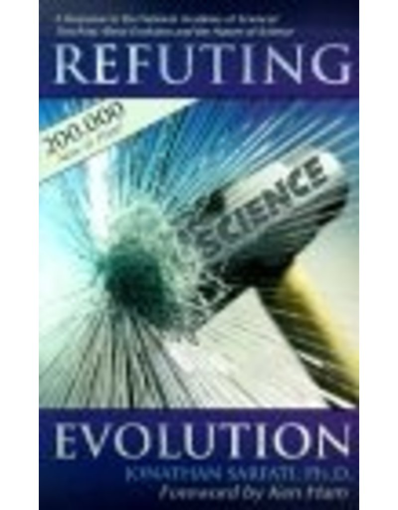 Sarfarti Refuting Evolution