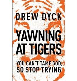 Dyck Yawning At Tigers