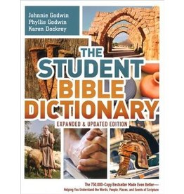 Dockery The Student Bible Dictionary