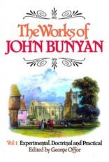 Bunyan Works of John Bunyan - Vol 1