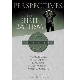 Brand Perspectives on Spirit Baptism