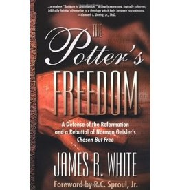 White The Potter's Freedom