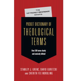 Grenz Pocket Dictionary of Theological Terms