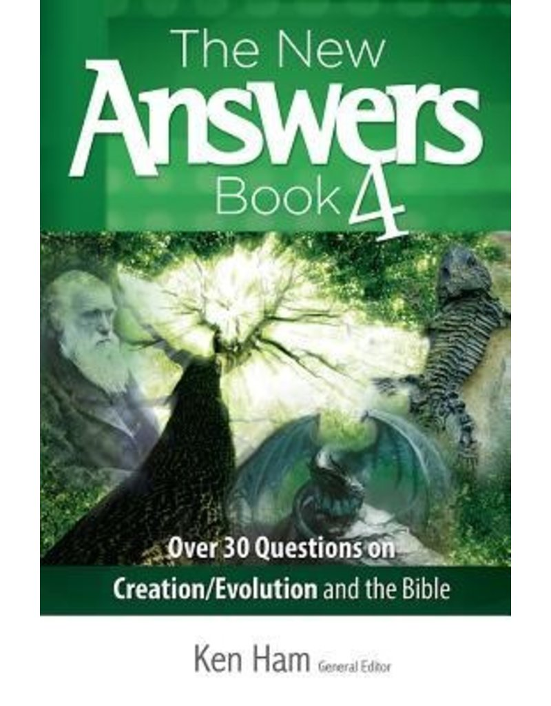 Ham New Answers Book 4, The